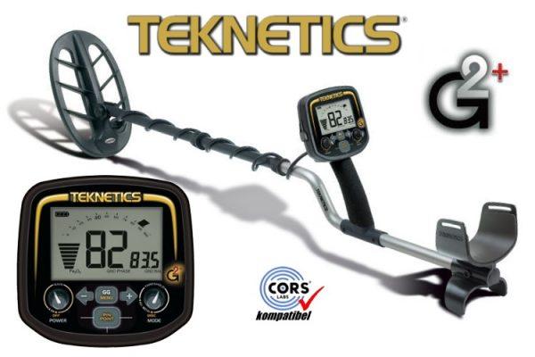Teknetics G2+ Metalldetektor